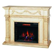electric fireplace mantels only surrounds