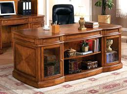 wooden home office desk. Wooden Office Desk Home In The Modern  . O