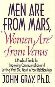men mars women venus cover jpg first edition author john gray country united states