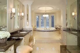 Master Bedroom And Bath Traditional Master Bedroom Ensuite Bath Segreti Design