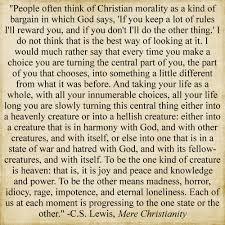 Cs Lewis Mere Christianity Quote Best of C S Lewis Mere Christianity Quote Quotes