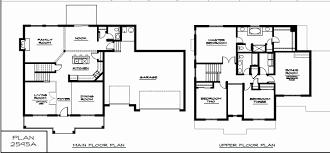 two story house plans 2500 sq ft elegant rectangular 2 story house plans rectangle house plans