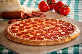 whole pepperoni pizza.  Whole Whole Wheat Pizzeria Style Turkey Pepperoni Pizza U2013 16WPSTP3 And P