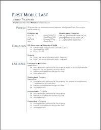 Free Printable Resume Templates Microsoft Word Free Printable Resume Template Microsoft Word 112