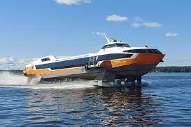 Russian yard launches first of new hydrofoil type – ShipInsight