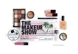 the makeup show la march 2016 event recap haul