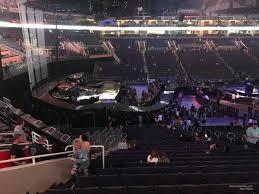 Talk Stick Arena Seating Chart Talking Stick Resort Arena Section 116 Concert Seating