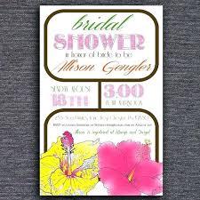 Beach Invitation Template Themed Invitation Template Bridal Shower