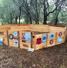 Gaga Pit Design This Is A Gaga Ball Pit Made Out Of Reclaimed Wood It Is A