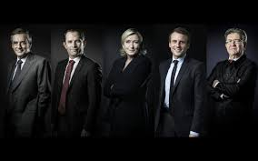 Image result for france elections debate