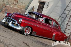 1950 Chevrolet Fleetline Deluxe - Lowrider Magazine