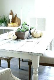 whitewashed round dining table white washed room chairs com pedestal cross leg teak 160
