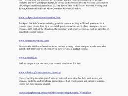 How To Write A Resume For College Mesmerizing Writing A Resume Objective Beautiful College Resume Example Writers
