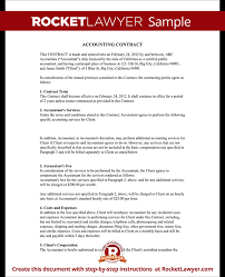 bookkeeping contract agreement with template accounting proposal template boulder bookkeeping proposal