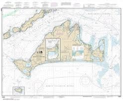 13233 Marthas Vineyard Nautical Chart