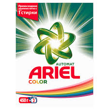 Стирка цветного белья | <b>Стиральный порошок</b> - <b>Ariel</b>