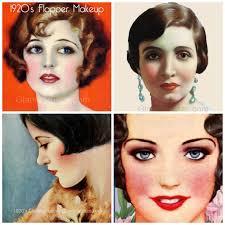makeup through the decades 1 1920s