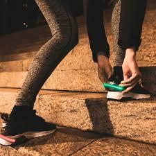 Led Ankle Lights Tunturi Led Safety Shoe Clip
