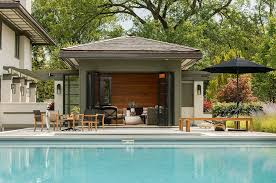 Pool Backyard Design Ideas Extraordinary How To Design A Pool House Mansion Global