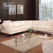 l shape furniture. Modern Style Big L-shape Leather Sofa Furniture Home L Shape O