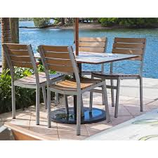 source outdoor furniture vienna. Vienna Outdoor Armless Side Chair SC-2404-162-TEK | RestaurantFurniture4Less.com Source Furniture 3