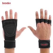<b>BOODUN Men Women GYM</b> Gloves Weight Lifting Breathable ...