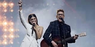 "Denmark: Ben & Tan win Melodi Grand Prix 2020 – ""YES"""