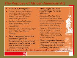 harlem renaissance themes for analysis double consciousness  4 the