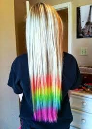 Während dieser look nicht dazu dient, gleich jede farbe des regenbogens in deinen haaren zu vereinen. Frisuren Fur Gefarbte Haare Frisuren Damen Frisuren Damenfrisuren