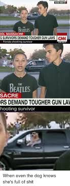 florida massacre survivors demand gun 659 am et the deatles ol massacre g survivors demand tougher gun