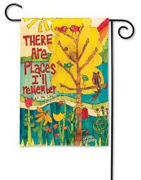garden flags. In My Life Garden Flag - Small NEW Flags 9