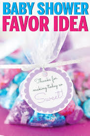 They're cheap and can be filled with diy homemade treats. Free Printable Baby Shower Favor Tags In 20 Colors Play Party Plan