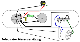 reverse plate tele wiring diagram? the gear page telecaster wiring mods at Tele Wiring Diagram