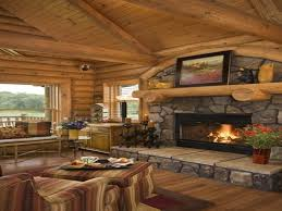 interior designs um size rustic log cabin fireplaces log cabin stone fireplace