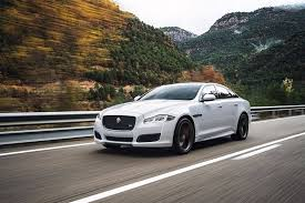 new release jaguar carThe new 2016 model year Jaguar XJ revealed goes on sale from