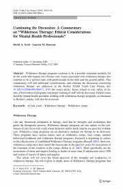 Mental Health Counseling Cover Letter Resume Cover Letter