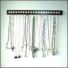necklace holder wall mounted wall jewelry rack necklace rack wall necklace holder wall mounted wall jewelry jewelry organizer wall mount mirror jewelry rack