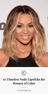 however ping for a lipstick that pliments dark skin women can be challenging that s because often lip color