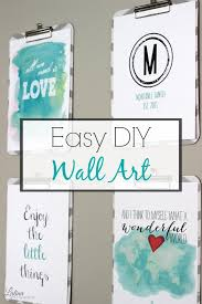 on inexpensive wall art projects with easy and inexpensive diy wall art
