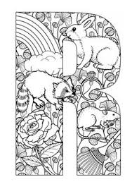 Small Picture K is for KOALA alphabet letters to print and color These are