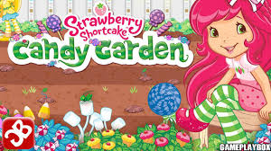 candy garden. Strawberry Shortcake Candy Garden - For Kids IPhone/iPad/iPod Touch Gameplay Video YouTube D