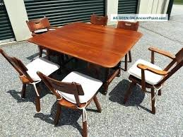 full size of colonial dining room chairs table maple and creations rock cushions pads with 8