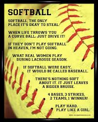 Quotes About Softball Player 37 Quotes