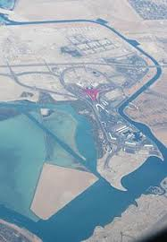The construction started in 2008 and was finished in november 2010. Ferrari World Abu Dhabi Wikipedia