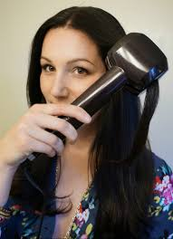 The Weekend Hair Style worktoweekend hairstyle tutorial with conair 5339 by wearticles.com