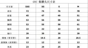 Chinese English This Size Chart Thanks In Advance