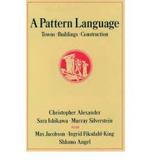 "Pattern Language Stunning Christopher Alexander's ""A Pattern Language"" Medium Massage"