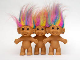 The Colorful History of the Troll Doll | Innovation | Smithsonian Magazine