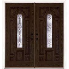 double front doorsDouble Door  Front Doors  Exterior Doors  The Home Depot
