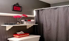 Red Bathroom Decor Grey And Red Bathroom Bathroom
